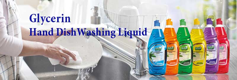 Glycerin Dish Washing Liquid