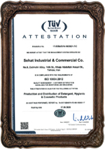 Holder of ISO 10004 international certificate from TUV